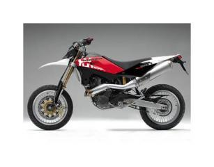 2008 Husqvarna Dual Sport Motorcycle For Sale