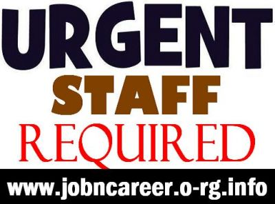URGENT Staff Required For This Week.