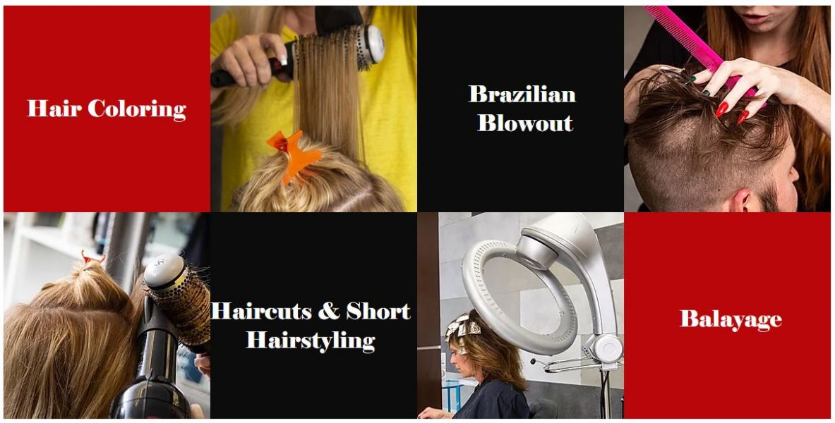 Hair Coloring Dallas
