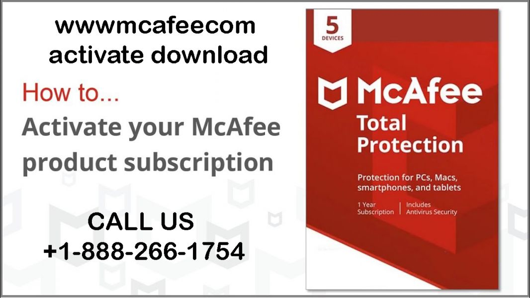Www.McAfee.com/Activate Total Protection Product Key