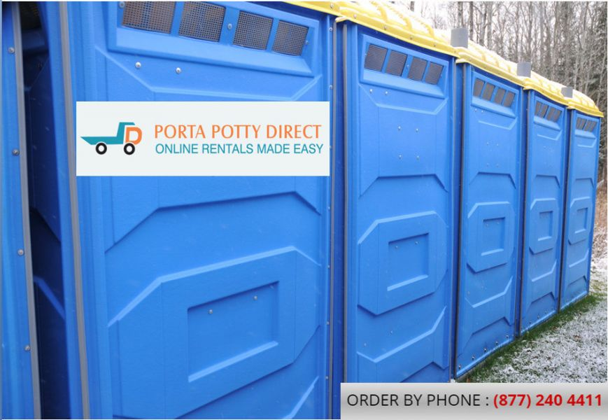 Full Range of 2 to 10 Stall Restroom Trailers for Rent