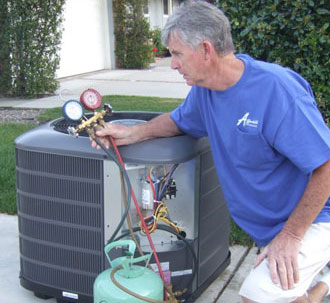 Commercial AC Repair Mission Viejo