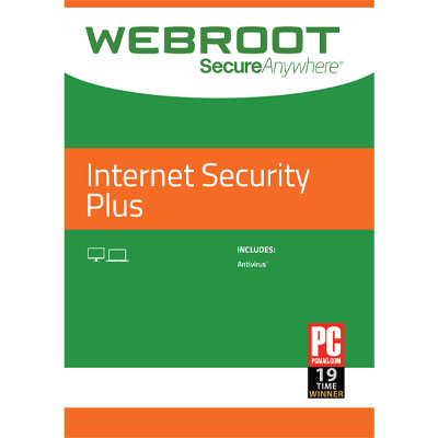 Buy Webroot SecureAnywhere Internet Security Plus 3 Devices 1 Year PC Key GLOBAL