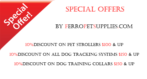 Ferropetsupplies.com Special Offer