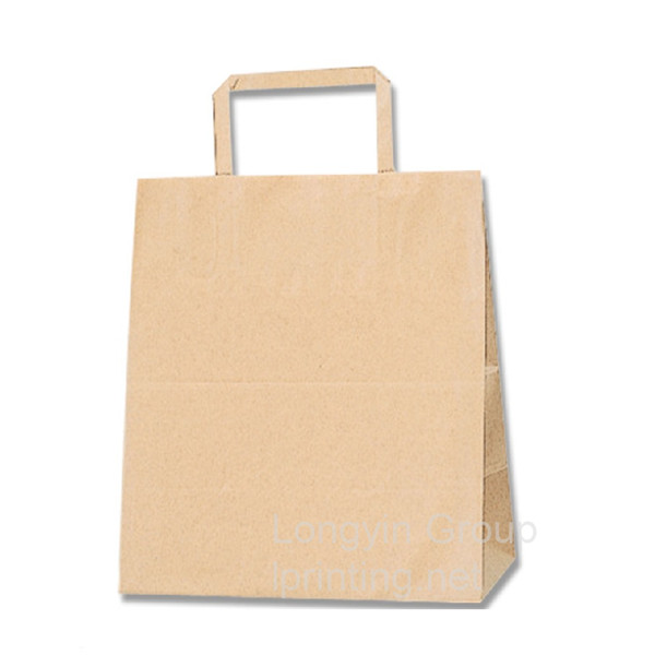 Kraft Paper Bag Printing,Environmental Protection Bag Printing