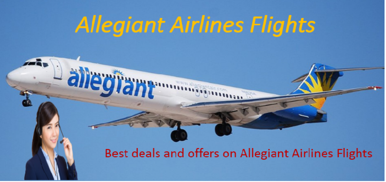 Contact Allegiant Airlines For Cheap Flight Booking