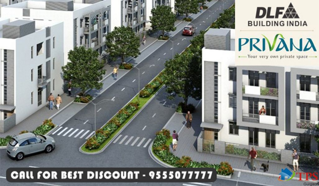 DLF Privana New project in Sector 76 & 77 Gurgaon @ 9555077777