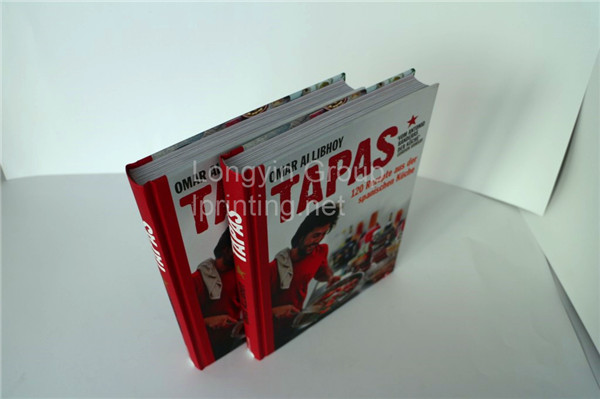 Hardcover Cookbook Printing,Cooking Book Printing China,Printing in China