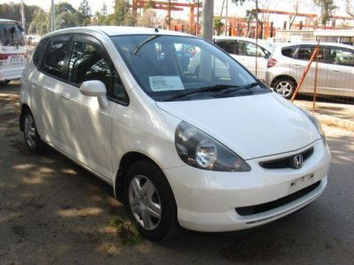 Used Honda Fit 2003 Models for Sale From Japan