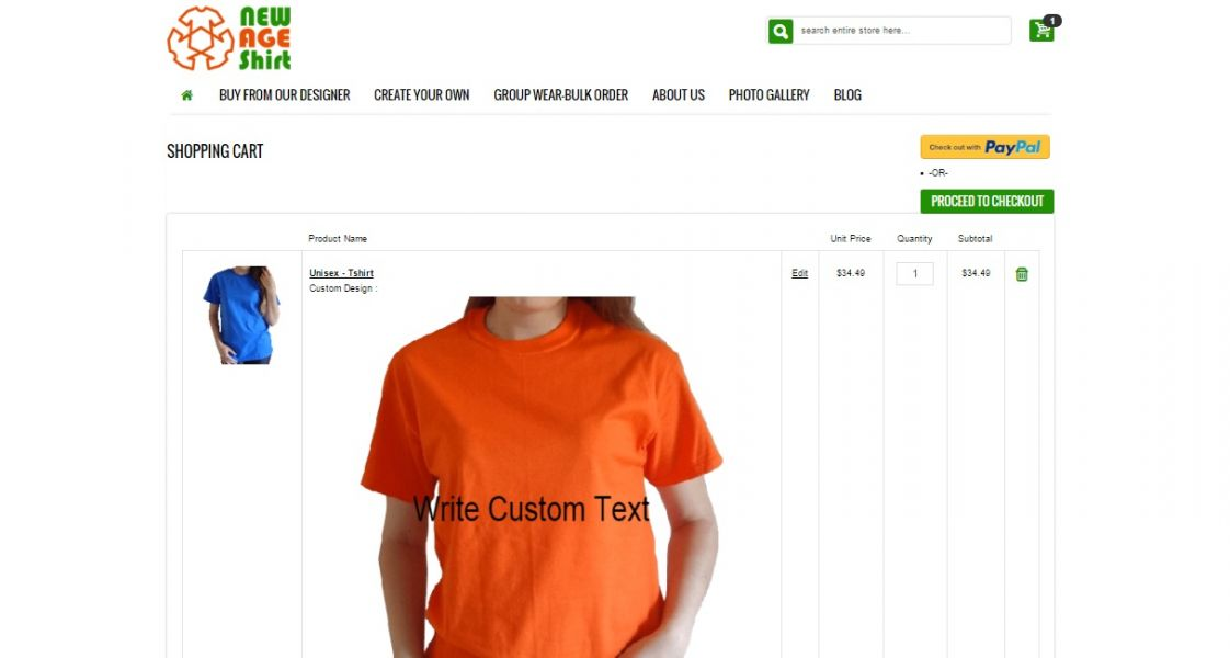 Custom t shirts no minimum make your own t shirts for Create your own shirt no minimum