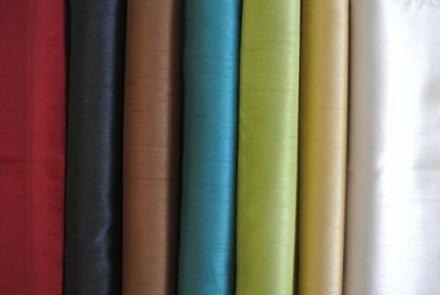 Silk fabric in usa