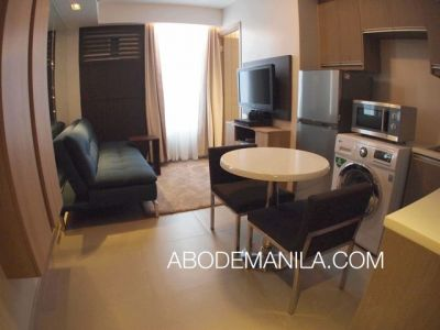 1 Bedroom Condo for rent in The Serenity Suites (Makati)