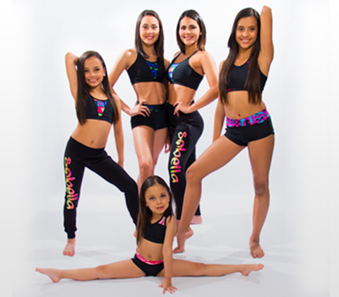Fashionable Collection of Dance Wear Bottoms