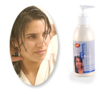Try this safe natural conditioner for silky shining hair