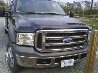 2005 Ford F450 Shot Truck For Sale
