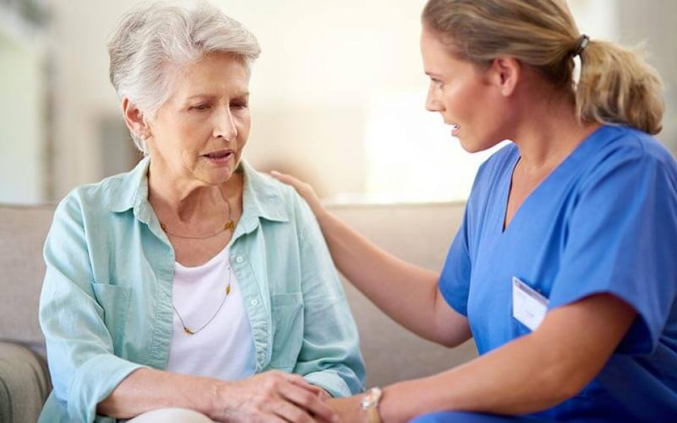 Elderly Care At Home Service In Dubai