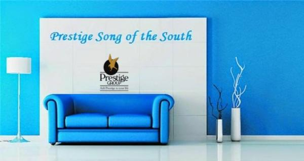 Prestige Song of The South Residential Project in Bangalore