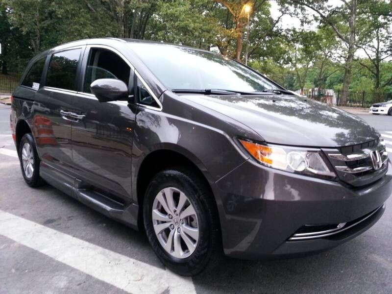 2016 Honda Odyssey EXL Wheelchair Accessible Mobility Braun W/ 3,626 Miles $35033