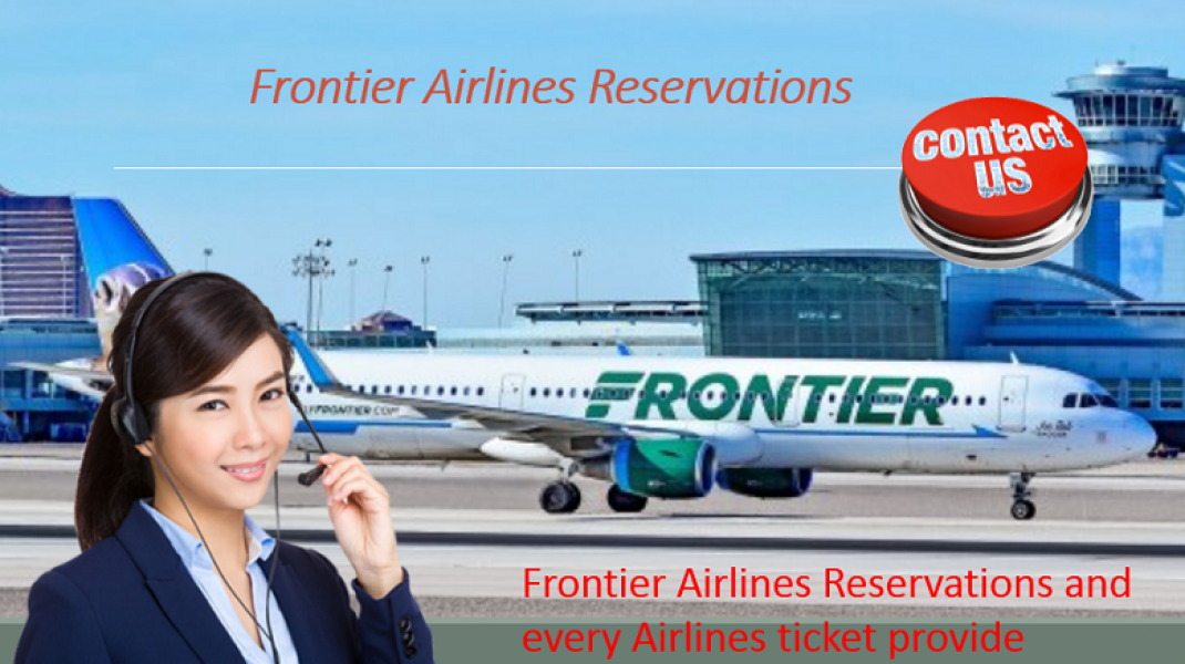 Find Cheap Flights at Frontier Airlines Reservations