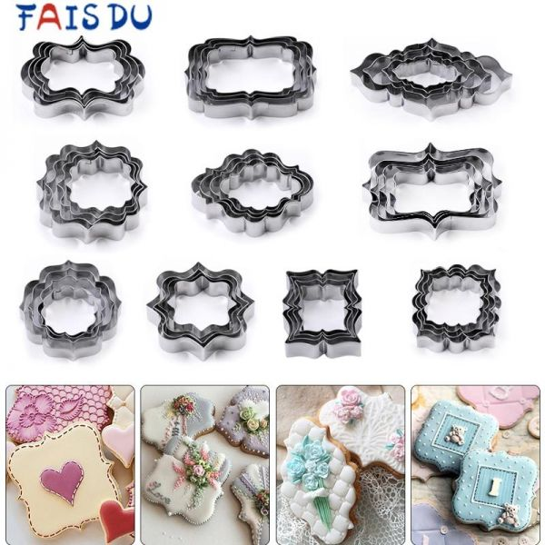 Cookie Cutters Wedding
