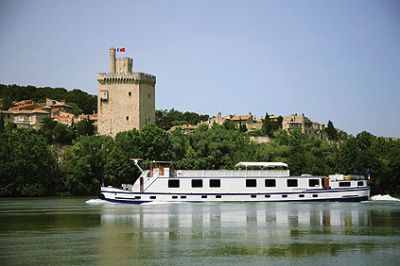 Private Charter Barges in France