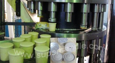 Candle Rotary Pressing Machine, Tealight Production Line