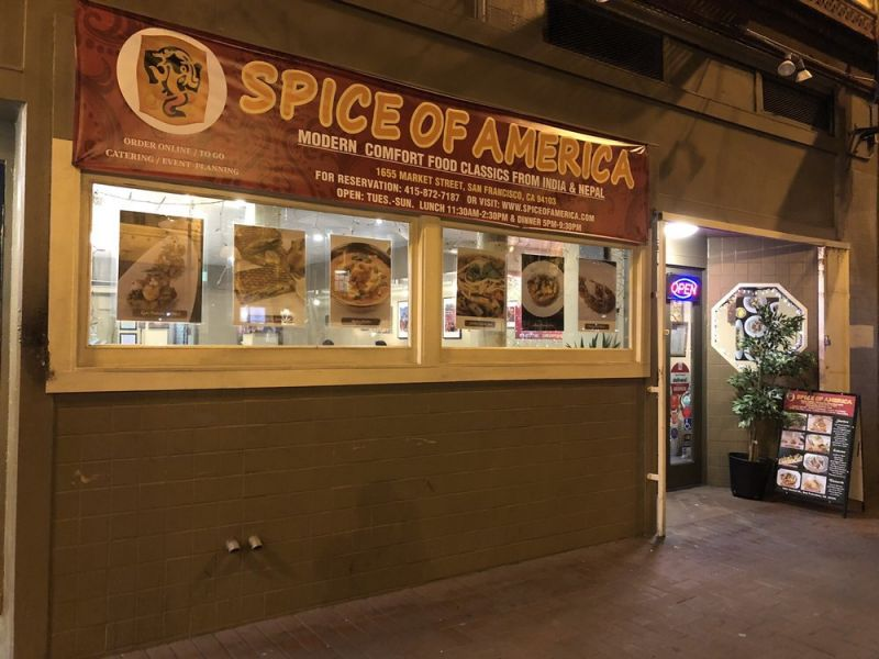 Spice of America