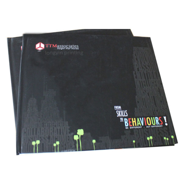 Hot Stamping Harcover Book Printing,Book Printing China,Printing in China