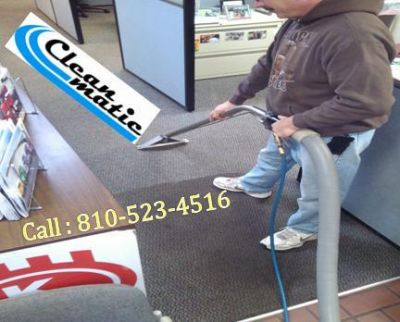 Cleanmatic Inc. Carpet Cleaning