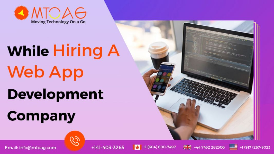 Hire web development company