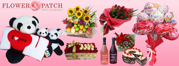 Excited about Valentine's Day? We are! Your flowerpatch.