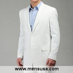 Grab A White Linen Suit For Men