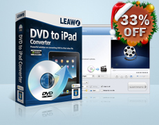 Leawo DVD to iPad Converter with Low Price
