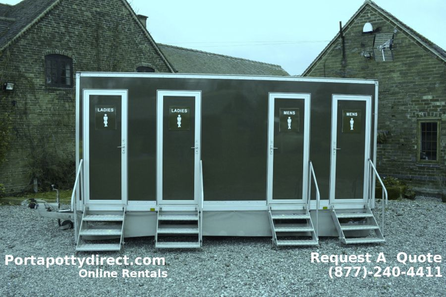 Portable Restroom Rental Cost Estimations Without Hidden Fees