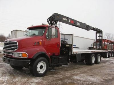 Used Sterling Lt9500 Heavy Duty Truck For Sale in Indiana Spencerville