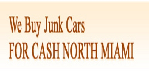 We Buy Junk Cars For Cash North Miami