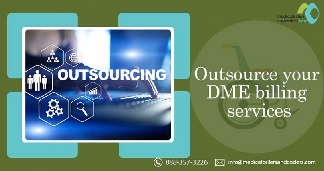 Outsource your DME billing services