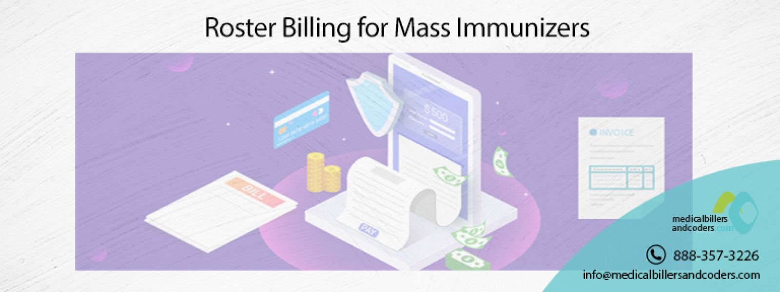 Roster Billing for Mass Immunizers