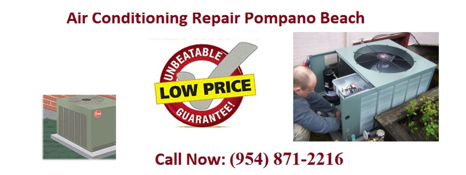 Service / Repair / Installation / Maintenance Contracts for Air Conditioning Pompano Beach