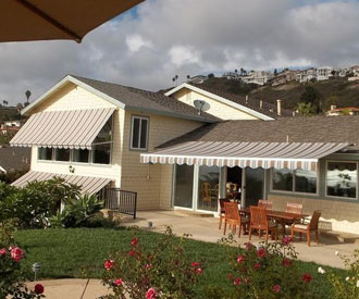 Cypress Solar Sun Screens