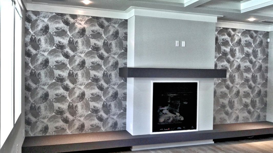 Wallpaper Removal Services - Wallpaper Installation Services