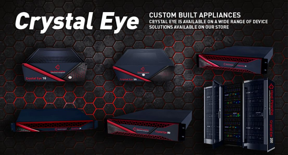 Crystal Eye - Unified Threat Management Platform