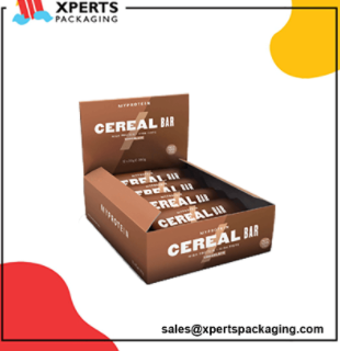 Get Custom Cereal Packaging Boxes at wholesale rates