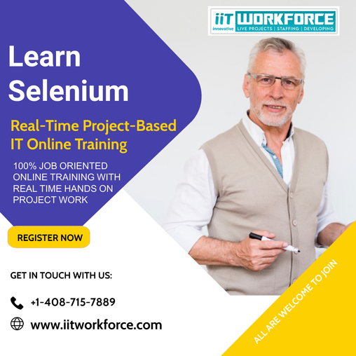 Learn Selenium with Java in 40 hours