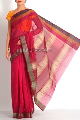 Online shopping for jute handloom sarees by unnatisilks