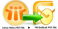 Secure mailbox conversion tool to convert Lotus Notes calendar to Outlook