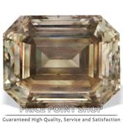 Loose Emerald Cut Diamond with lowest price and Money Back Guarantee