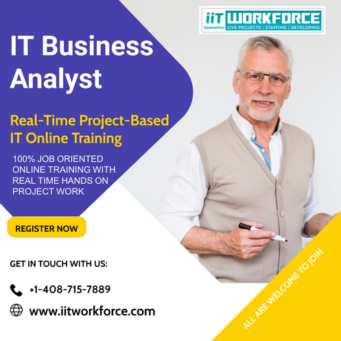IT business analyst jobs in usa