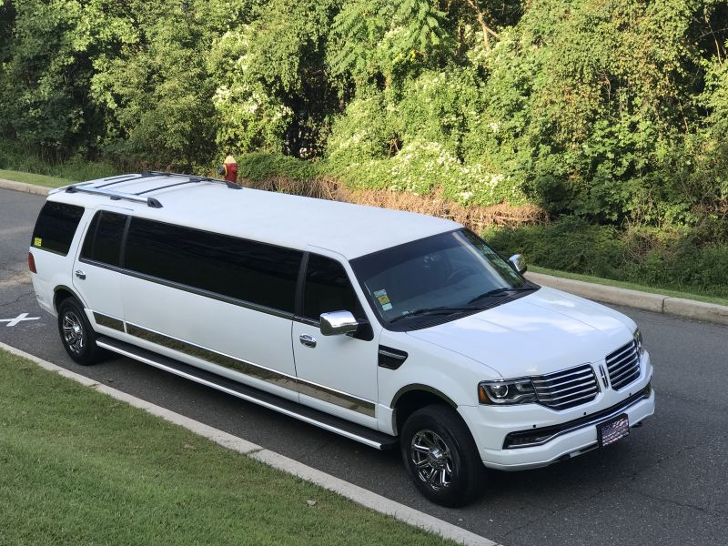 Limo for Wedding