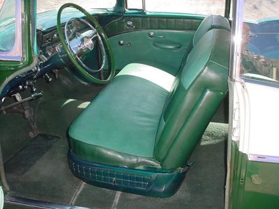 1955 Pontiac 2 Door Hard Top